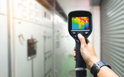 Asegura las condiciones sanitarias en tu empresa con una cámara termográfica
